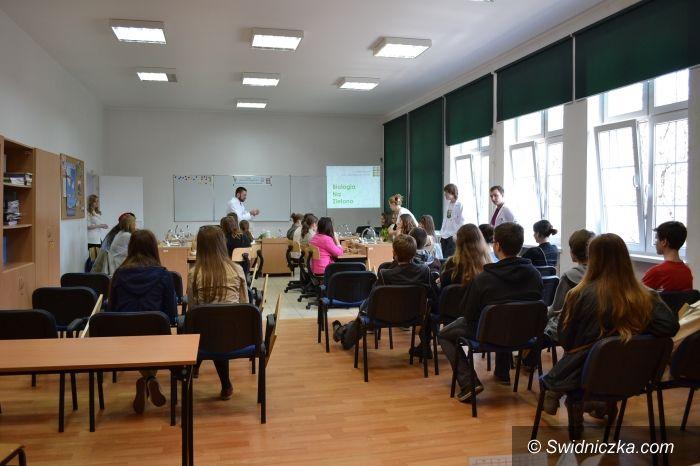 Świdnica: Dzień Otwarty w Kasprowiczu