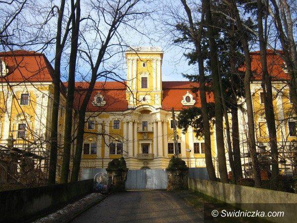 Pieszyce: Tajemnice pałacu w Pieszycach