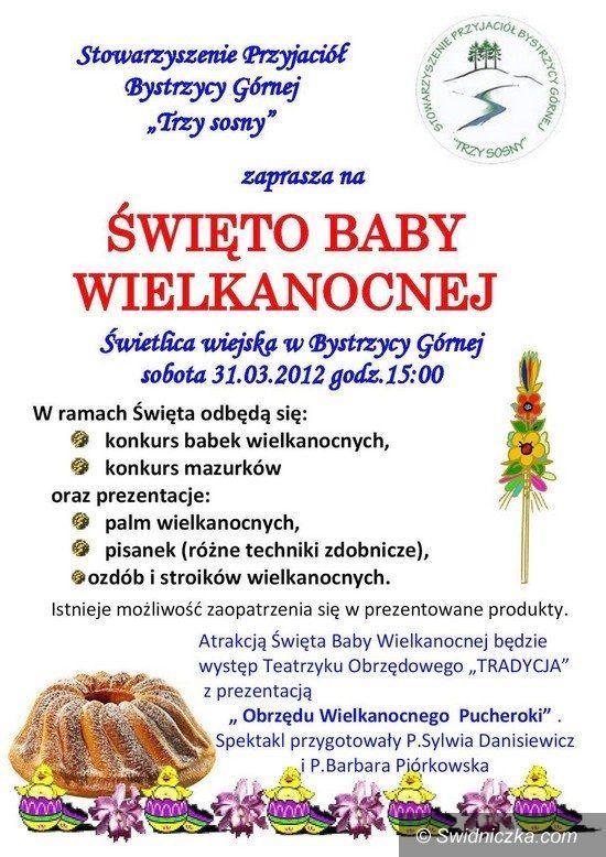 Gmina Świdnica: Święto Baby Wielkanocnej