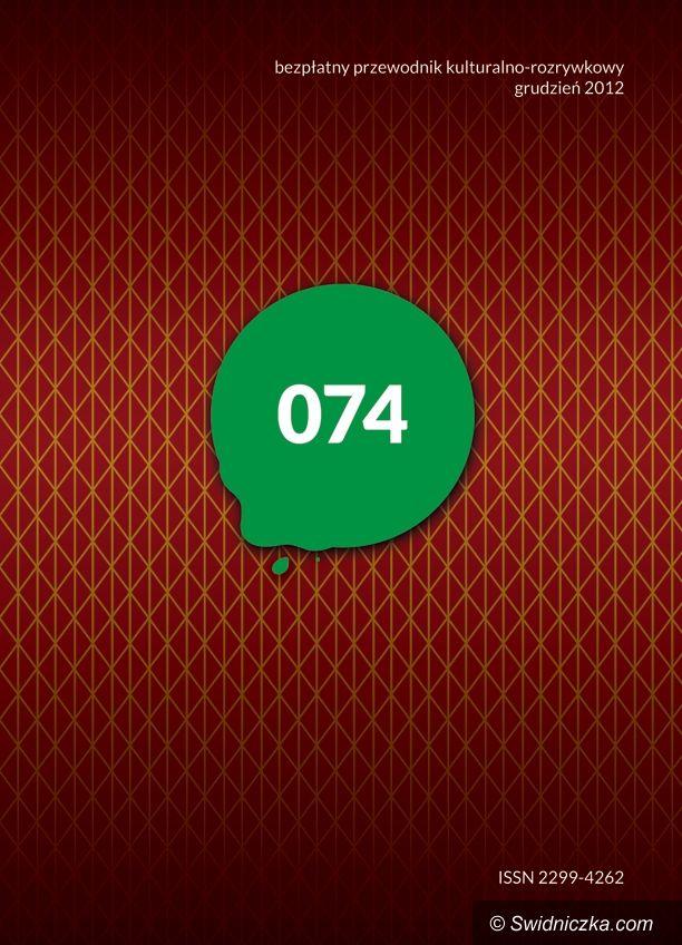 Świdnica: 074 czyli co się będzie działo w grudniu