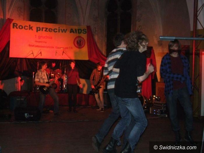 Świdnica: Rock przeciw AIDS
