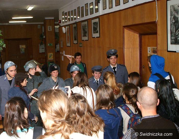 Świdnica: Stan wojenny w Kasprowiczu