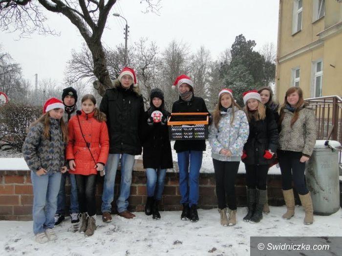 Jaworzyna Śląska: Świąteczne kartki dla mieszkańców Jaworzyny