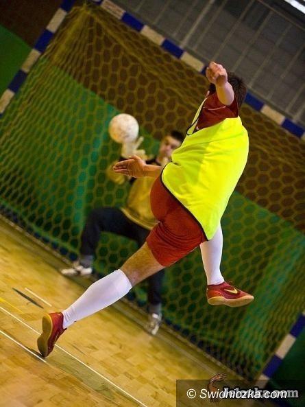 Świdnica: Świdnicka Liga Halowa: Piłkarze zakończą pierwszą rundę rozgrywek