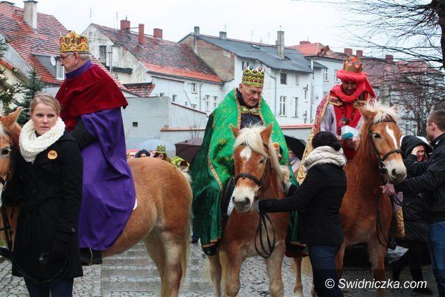 Świebodzice: Orszakowa procesja – pełna radości i zabawy
