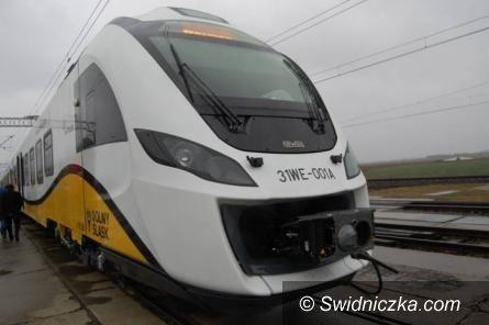 Dolny Śląsk: Nowe pociągi na Dolnym Śląsku