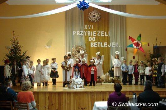 Gmina Świdnica: XVI Gminny Przegląd Kolędniczy już za nami