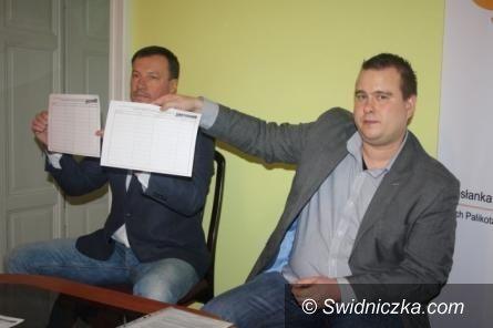 Wałbrzych: Ruch Palikota domaga się likwidacji straży miejskiej w Wałbrzychu