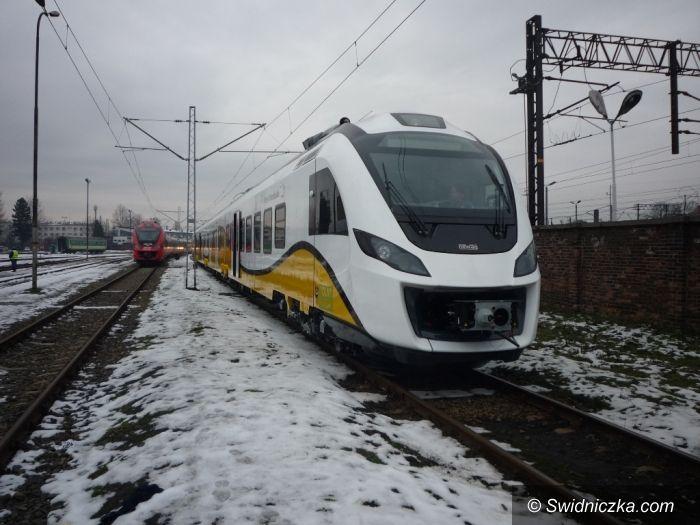 Dolny Śląsk: Więcej pasażerów Kolei Dolnośląskich