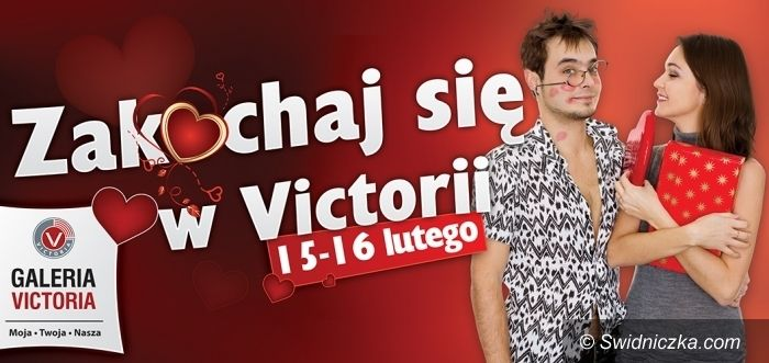 Wałbrzych: Zakochaj się w Galerii Victoria!