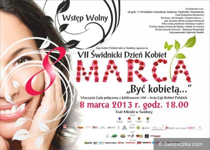 Świdnica: Liga Kobiet Polskich zaprasza na VII Świdnicki Dzień Kobiet