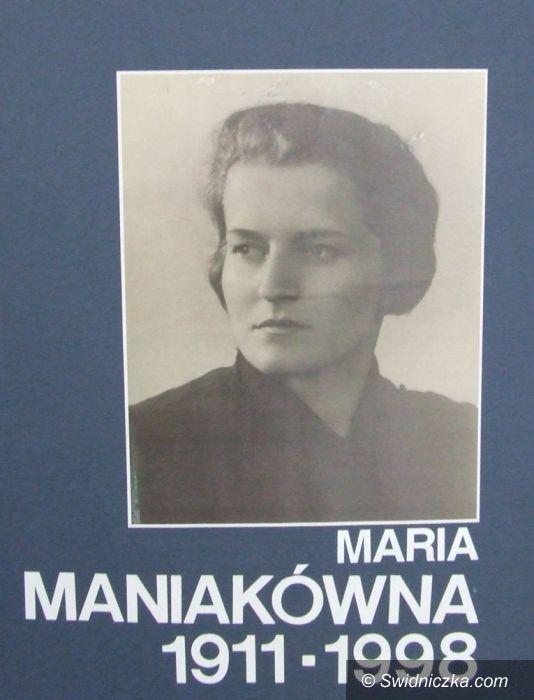Rogoźnica: Niezłomna – Maria Maniakówna w Muzeum Gross–Rosen w Rogoźnicy