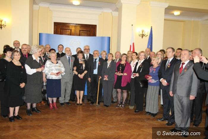 Wrocław: Przedsiębiorcy gminy Strzegom na medal