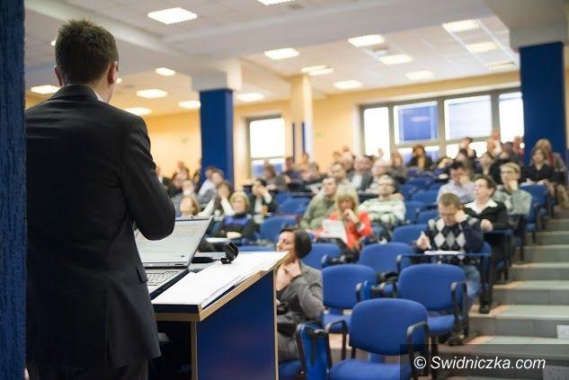 Świdnica: W Świdnicy podyskutują o perspektywach dla MŚP