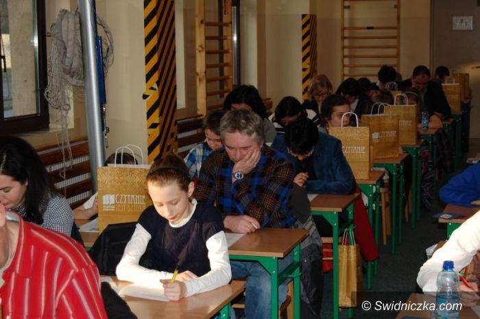 Świdnica: II Świdnicki Rodzinny Konkurs Matematyczny w SP 105