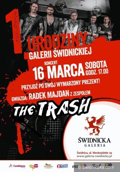 Świdnica: Radek Majdan zagra na I Urodzinach Galerii Świdnickiej