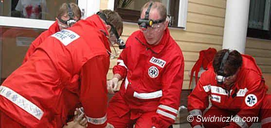 powiat świdnicki: Kolejne spotkanie w sprawie ratownictwa medycznego w starostwie powiatowym