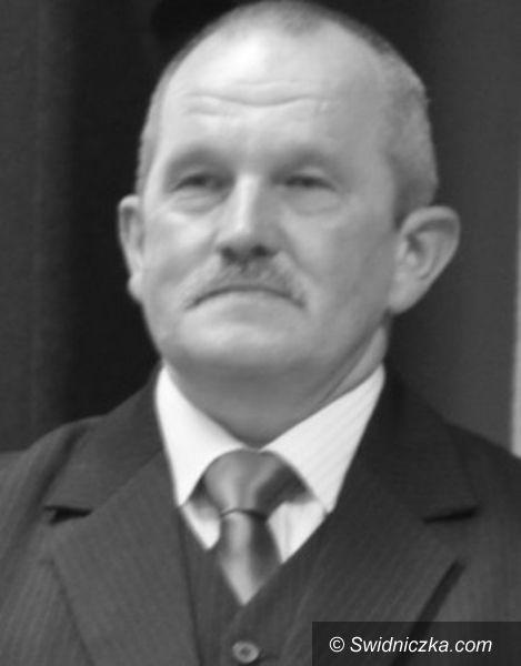 Lutomia Dolna: Wspomnienie ś.p. Stanisława Mroczka, sołtysa wsi Lutomia Dolna