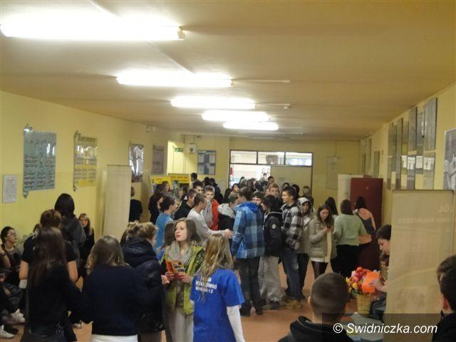Świebodzice: Targi edukacyjne dla gimnazjalistów
