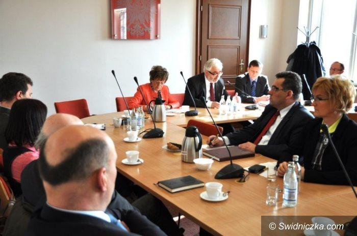 Wrocław: Spotkanie dotyczące ratownictwa medycznego