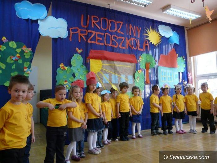"""Świdnica: Powitanie wiosny i urodziny przedszkola w """"Słoneczku"""""""