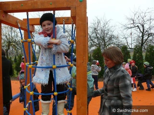 Gmina Strzegom: Będą aż cztery nowe place zabaw