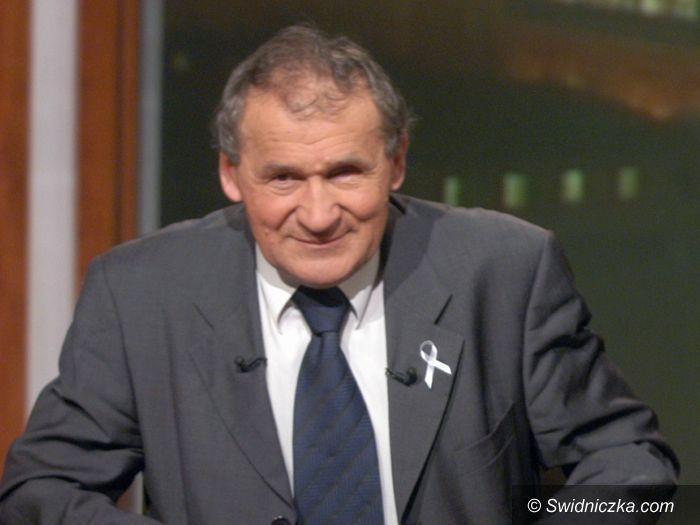 Świdnica: Specjalne wyróżnienie od przedsiębiorców, Diament Wolności dla Henryka Wujca