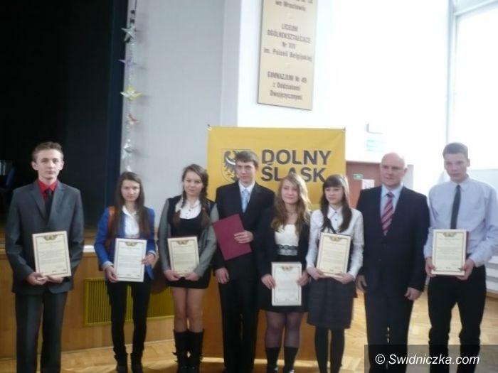 Wrocław: Stypendia dla uzdolnionych