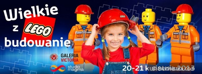 Wałbrzych: Wielkie z LEGO budowanie! Edycja II
