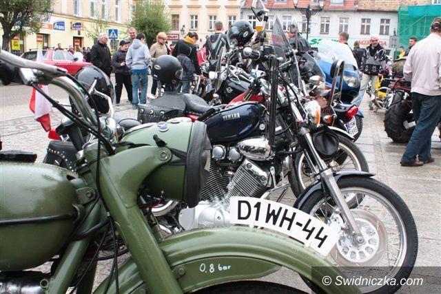 Świebodzice: Miłośnicy motocykli nie zawiedli