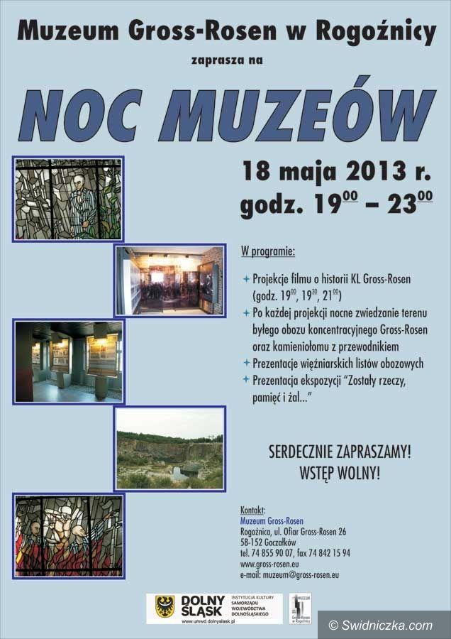 Rogoźnica: Europejska Noc Muzeów