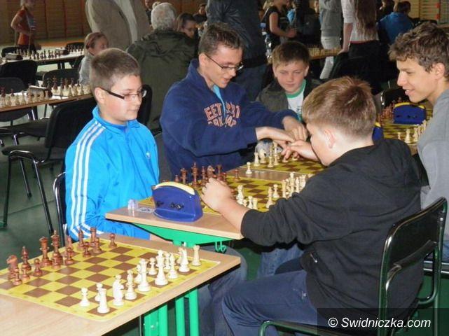 Żarów: Najlepsi szachiści w Żarowie