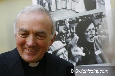 Świdnica: Prałat Jan Bagiński Honorowym Obywatelem Świdnicy – w sobotę uroczystość