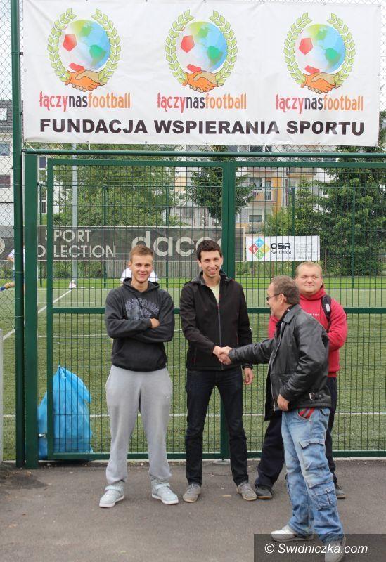 Świdnica: Amatorskie rozgrywki piłkarskie w Świdnicy!