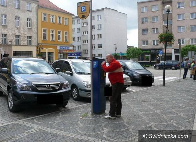Strzegom: Parkomaty się sprawdzają