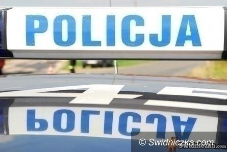 Region: Wypadek na odcinku Marcinowice – Szczepanów