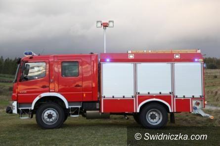 Zebrzydów: Nowy samochód strażacki dla OSP Zebrzydów