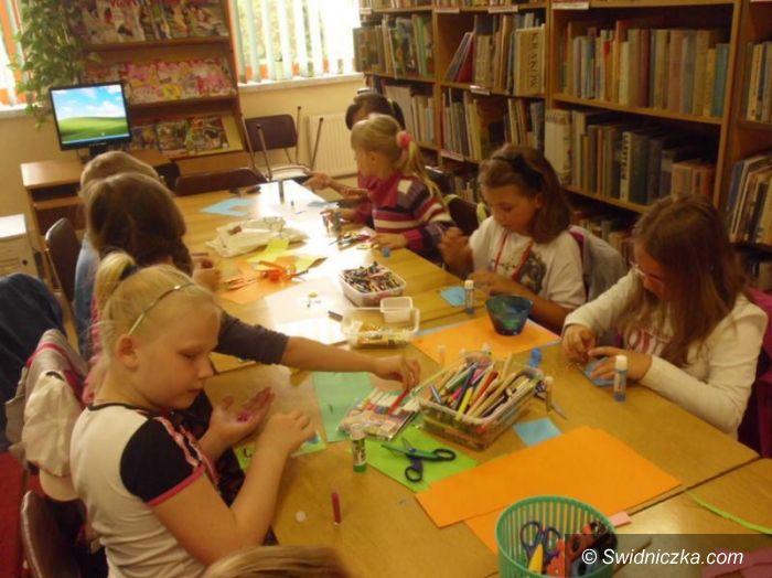 Żarów: Lato w bibliotece
