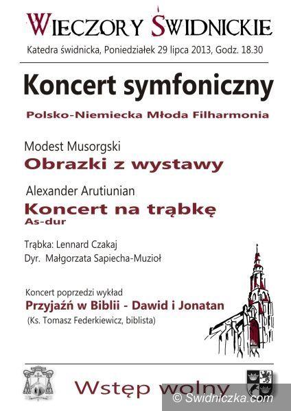 Świdnica: Koncert symfoniczny w ramach