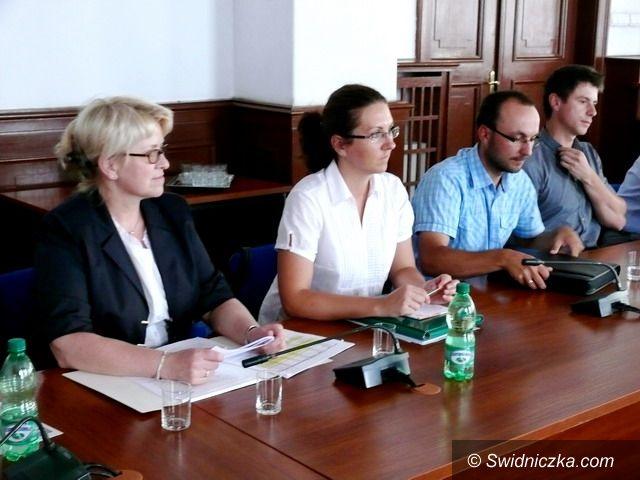 Gmina Strzegom: Scalenia gruntów na obszarach wiejskich