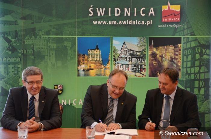 Świdnica: Osiem nowych autobusów dla świdnickiego MPK