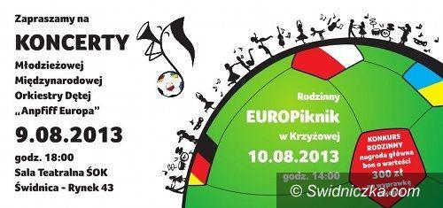 Świdnica: Międzynarodowa orkiestra w Świdnicy