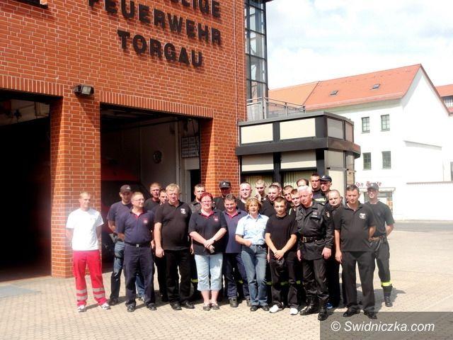 Torgau: Strażacy ekstremalnie