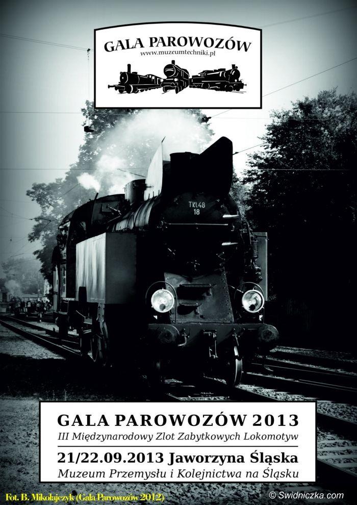 Jaworzyna Śląska: Gala Parowozów 2013
