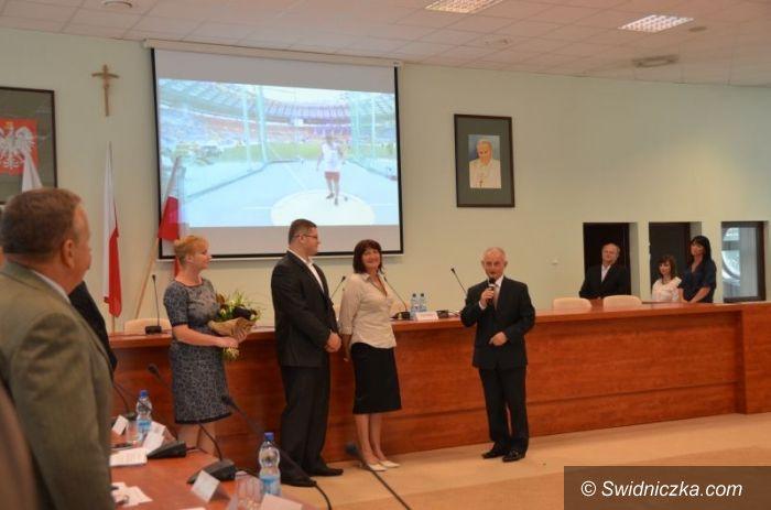 Świdnica: Wyjątkowi goście na sesji Rady Powiatu