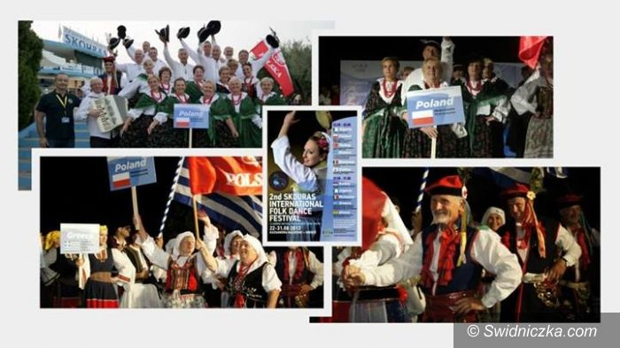 Mokrzeszów/Grecja: Mokrzeszów podbija Europę