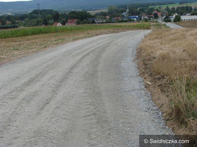 Strzelce: Remont dróg w Strzelcach