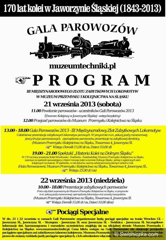 Jaworzyna Śląska: 170 lat kolei w Jaworzynie Śląskiej