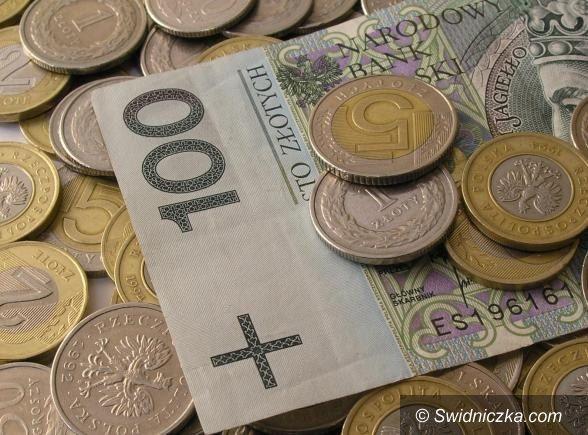 Świebodzice: Mniejsze koszty dla handlowców