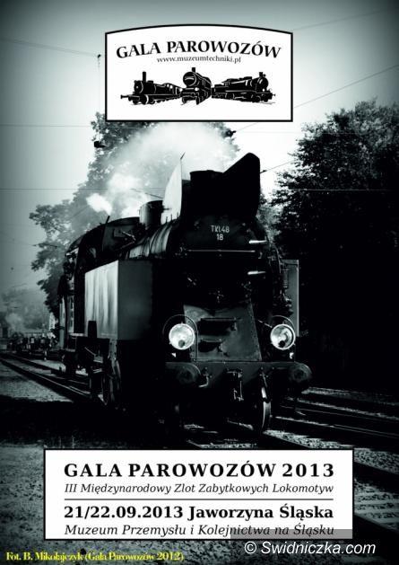 Jaworzyna Śląska: Gala Parowozów (aktualny program)